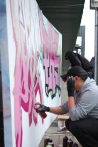 Jam graffiti - Białystok, 23.10.2009 r. (Foto #8)